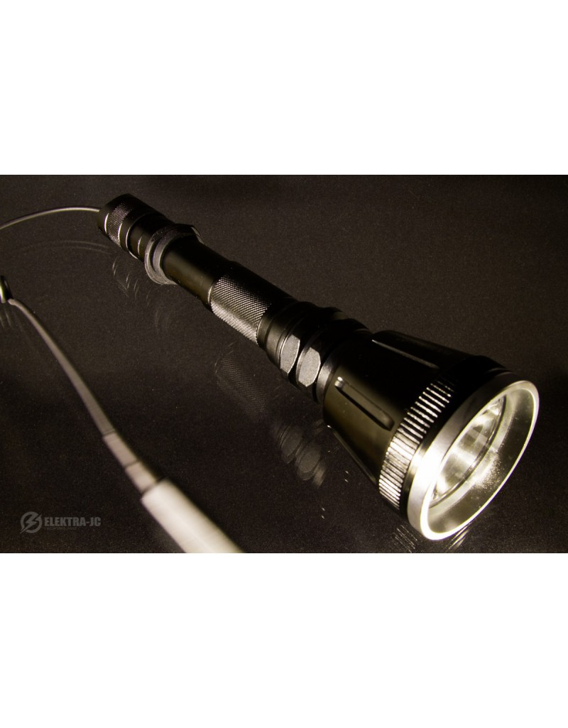 Tourist flashlight hunting X-BALOG BL-Q2888-L2 CREE T6 - LM001