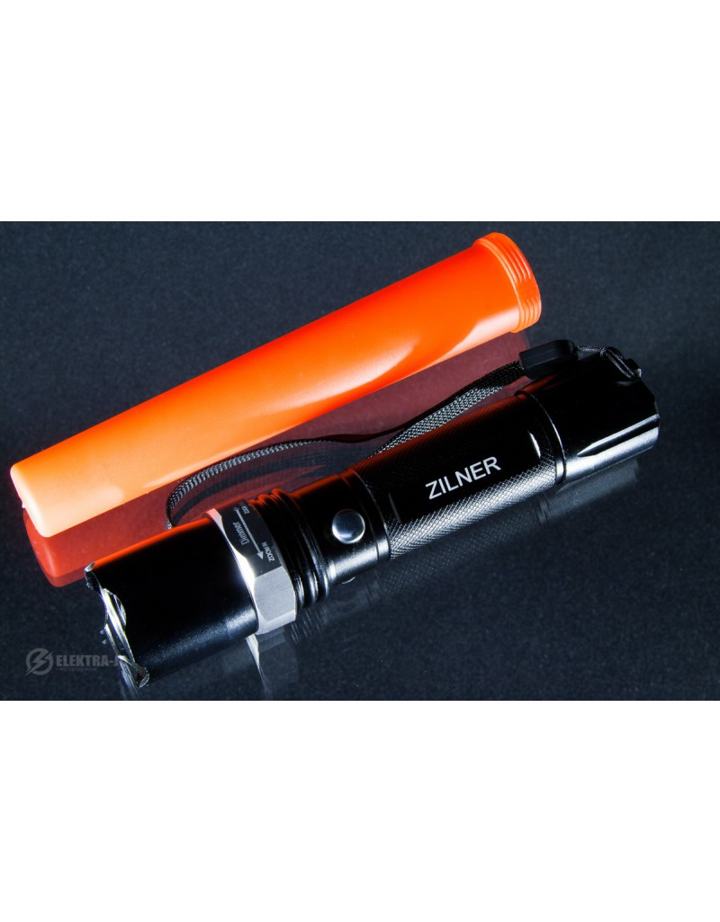 Tourist flashlight ZILNER ZL-070C REE Q5 - LP007