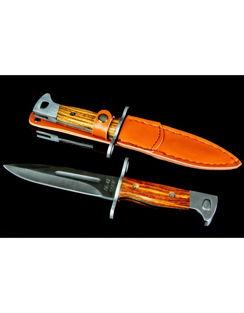 Tourist hunting knife AK-47 CCCP - NT152