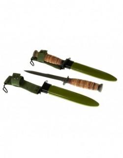 Reisemesser Jagdmesser Kandar U.S. - NT184 - Survival Knife